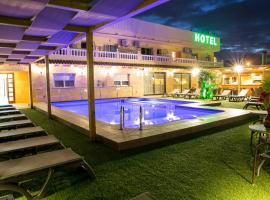 Hotel Noguera, Albir (Foyes Blanques yakınında)
