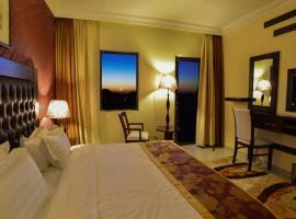 P Quattro Relax Hotel, Wadi Musa