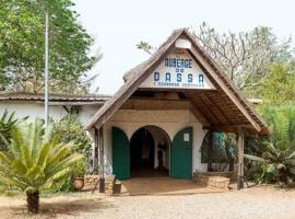 Auberge de Dassa Zoumé, Dassa-Zoumé (Regiooni Bohicon lähedal)