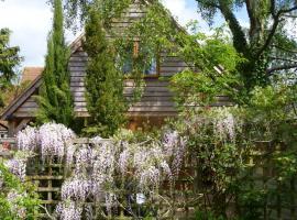 Wisteria Lodge, Оксфорд (рядом с городом Standlake)