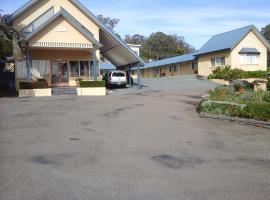 Willows Motel, Goulburn (Kenmore yakınında)