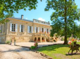 Chateau Bavolier, Saint-Christoly-de-Blaye