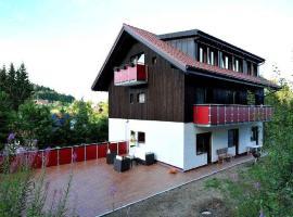 Schlesierhaus, Dachsberg im Schwarzwald (Strittmatt yakınında)