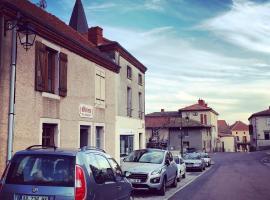 Gites Le Lancelot, Ambierle (рядом с городом Saint-Bonnet-des-Quarts)