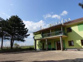Penzion u Tomčalů, Terezín (Hovorany yakınında)