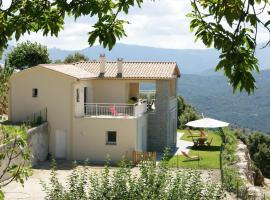 CASA ROCCA-SERRA, Serra-di-Scopamene (рядом с городом Sorbollano)