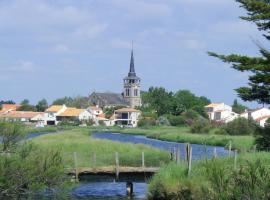 Chevrefeuille et Eglantine, L'Île-d'Olonne