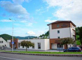 Hotel Hron, Nová Baňa