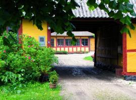 B&B Rosenørn - Nyborg, Skalkendrup (Bovense yakınında)