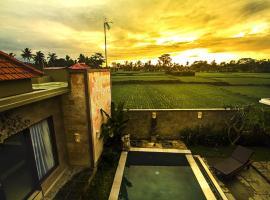 Ubud Lestari Villa, Убуд (рядом с городом Kengetan)