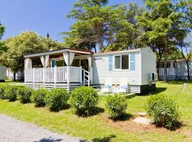 Superior Mobile Homes in Camping Kazela
