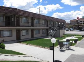 Bristlecone Motel, Ely