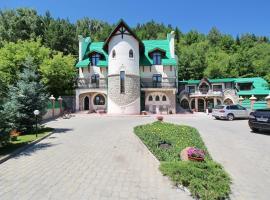 Отель Беркут