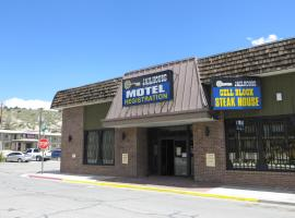 Jailhouse Motel and Casino, Ely