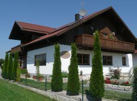 Privatpension Eberth, Bogen (Schwarzach yakınında)