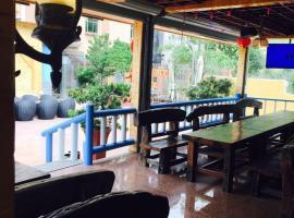 Nan Ao Song Jing Yuan Du Jia Wu, Longgang (Dongshan yakınında)