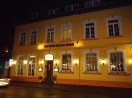 Hotel Central Restaurant El Barrio