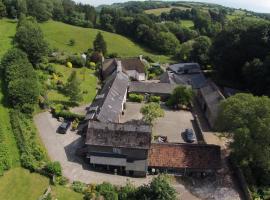 Budleigh Farm Cottages, Moretonhampstead
