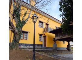 Apartamento La Casa del Abuelo Justo, Миньягон (рядом с городом Villayón)