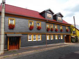 Ferienwohnung Inselsbergblick, Tabarz