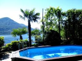 Fantastic View in Ticino Switzerland