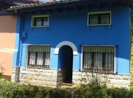 Casa Enol, Soto de las Dueñas (Llames de Parres yakınında)