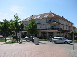 Ferienwohnung Kranich, Boltenhagen
