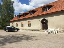 Vana Tall Guesthouse, Väätsa (Laupa yakınında)