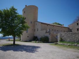 Château de la Gabelle, Ferrassières