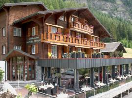 Hotel Restaurant Waldhaus, Leukerbad