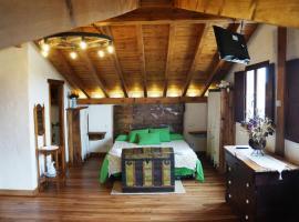 Casa Rural Bioenergética La Serrezuela, Olmos de Atapuerca