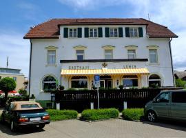 Hotel Löwen, Kirchzarten (Buchenbach yakınında)