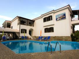 Hotel Sylvia, Коинира