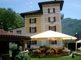 Locanda Villa d' Epoca, Aurigeno (Gordevio yakınında)