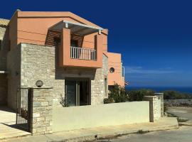Orso Blue Residence Crete, Аципопуло (рядом с городом Gállos)