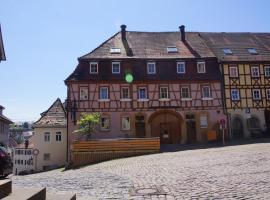 Hotel Wagner Am Marktplatz, Bad Wimpfen