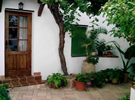 Señorío de Monterruiz, Casas de Santa Cruz (Iniesta yakınında)