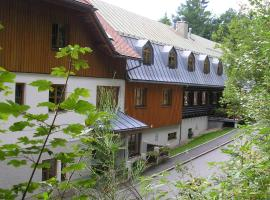 Ereignishaus Holzschlag, Holzschlag (Schwarzenberg am Bohmerwald yakınında)