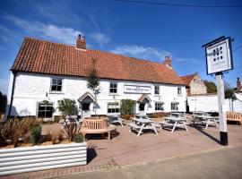 The Chequers Inn, Thornham (рядом с городом Titchwell)