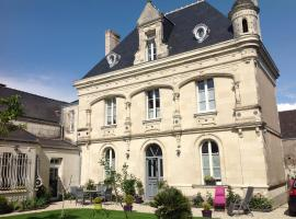 La Petite Echauguette, Saint-Mathurin (рядом с городом Saint-Rémy-la-Varenne)