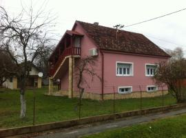 Maison Anka, Ratkovica (рядом с городом Pleternica)