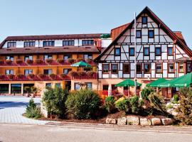 Hotel Gasthof Löwen, Marschalkenzimmern (Beffendorf yakınında)