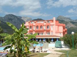Beldiana Hotel, Beldibi