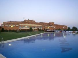 Hotel Acosta Vetonia, Almendralejo (Aceuchal yakınında)