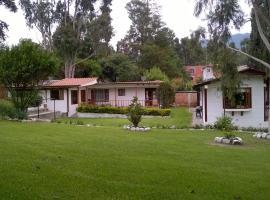Posada Del Aromito, Cumbayá (Hacienda Santa Rosa yakınında)