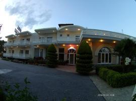 Hotel Akrogiali, Korinós