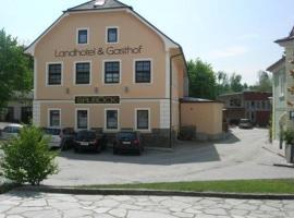 Landhotel Gasthof Bauböck, Andorf (Oberndorf yakınında)
