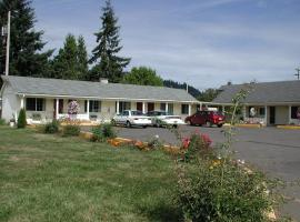 Valley Inn Motel - Lebanon Oregon, Lebanon (in de buurt van Sweet Home)