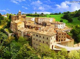 Nidastore Holidays, Arcevia (San Pietro yakınında)