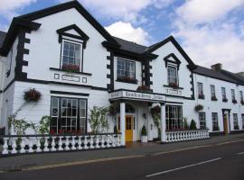 Londonderry Arms Hotel, Carnlough (рядом с городом Glenarm)